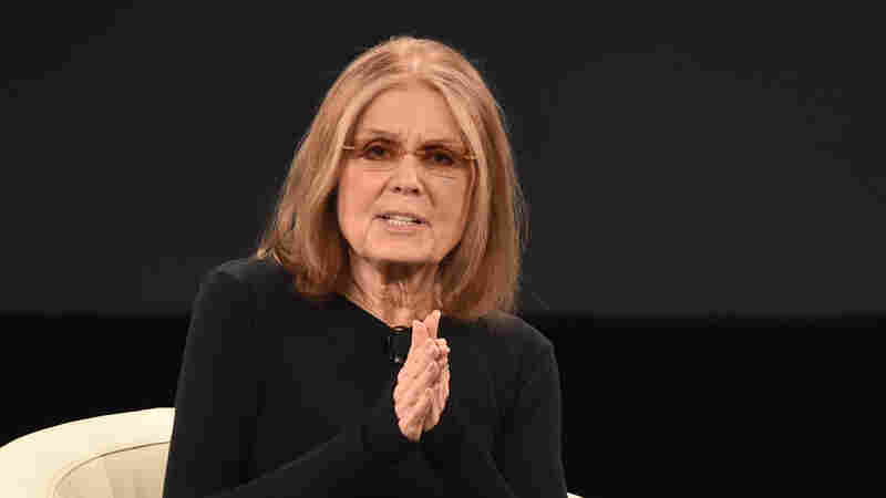 Gloria Steinem speaks at the 2016 MAKERS Conference in February 2016 in Rancho Palos Verdes, Calif.