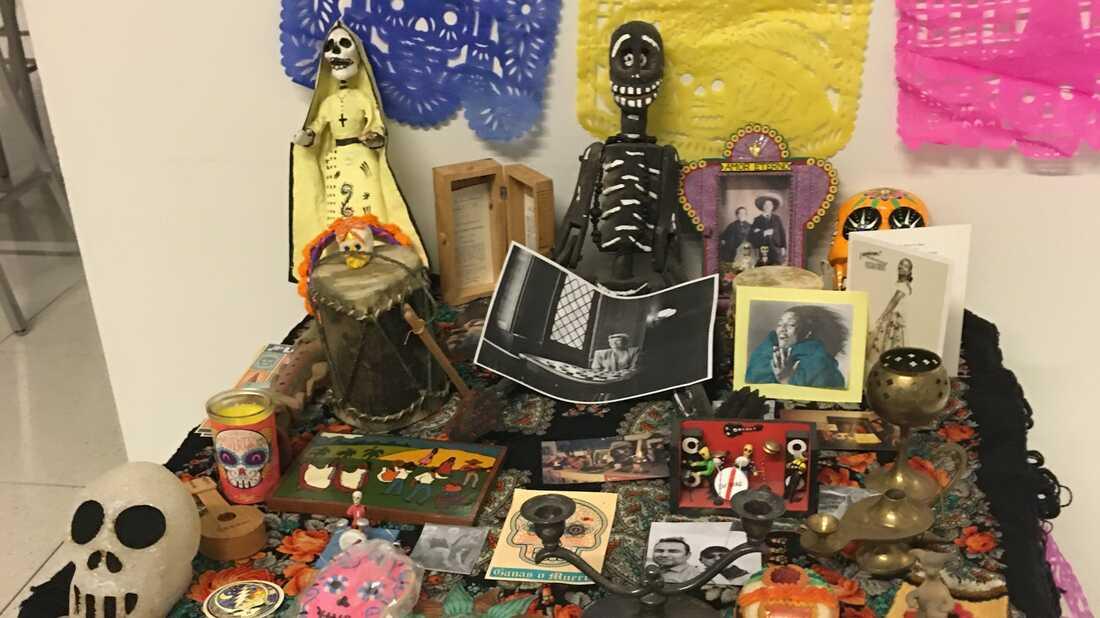Alt.Latino's Sonic Altar For Día De Los Muertos