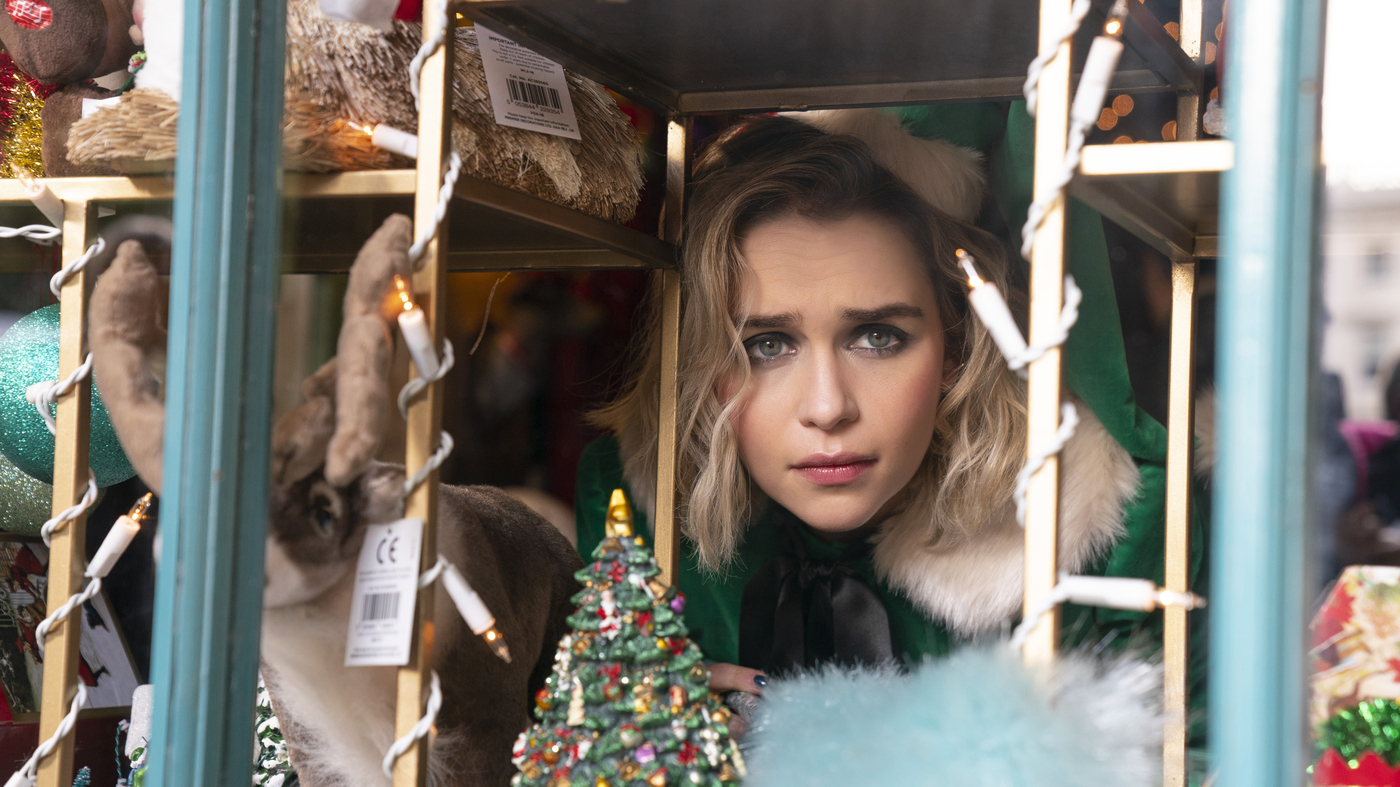 Emilia Clarke On 'Last Christmas,' Brexit And Life After 'Game Of Thrones'