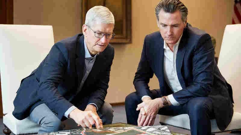 Apple Pledges $2.5 Billion To Combat California's Housing Crisis