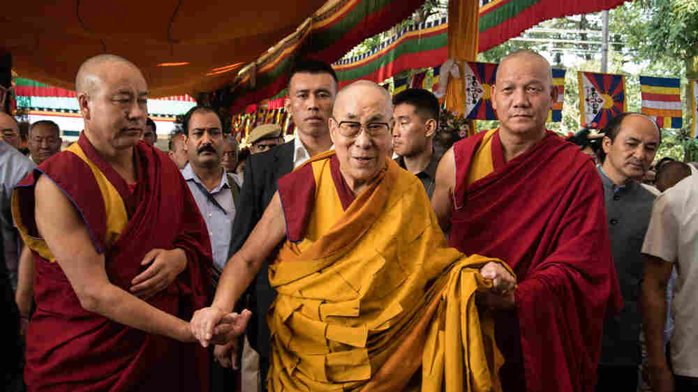 Who Will Decide On The Dalai Lama's Successor — His Supporters Or Beijing?