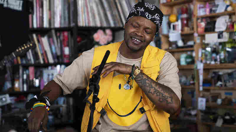 BJ The Chicago Kid: Tiny Desk Concert
