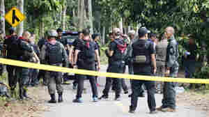 15 Killed In Deadliest Attack To Hit Thailand's Restive South In Years
