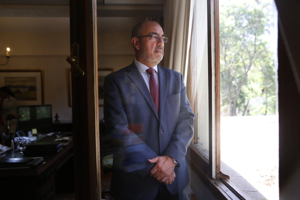 It's hard to compete with free, says Claudio Ruff, rector of the private Universidad Bernardo O'Higgins and president of the national association of private universities.