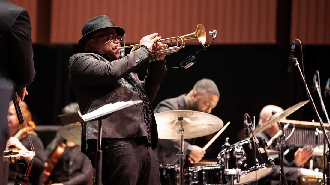 Nicholas Payton Reimagines Musical Tradition With 'Black American Symphony'