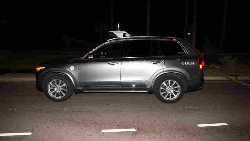 Feds Say Self-Driving Uber SUV Did Not Recognize Jaywalking Pedestrian In Fatal Crash