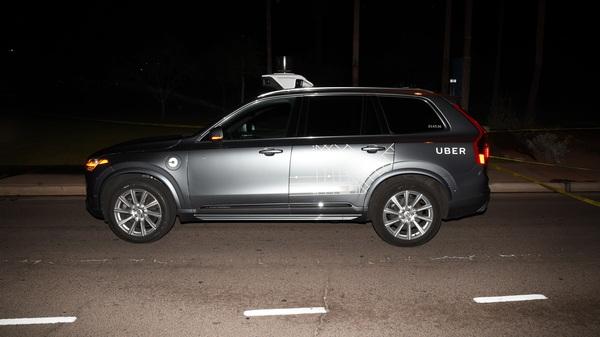 Feds Say Self-Driving Uber SUV Did Not Recognize Jaywalking Pedestrian In Fatal Crash
