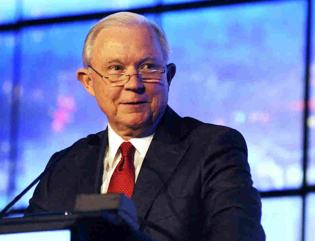 Former Attorney General Sessions enters U.S. Senate race in Alabama