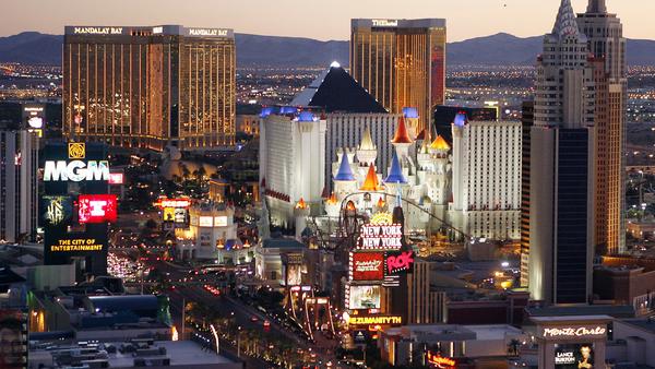 Under Las Vegas