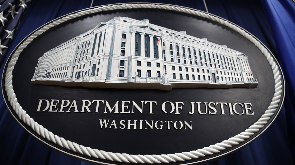 Authorities announced Thursday that a New York-based company and seven of its employees are  being charged with fraud, money laundering and illegal importation of equipment manufactured in China. (Patrick Semansky/AP)