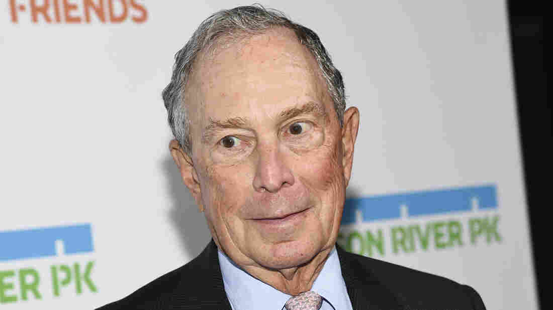 Michael Bloomberg taking steps to run for president in 2020 Democratic race
