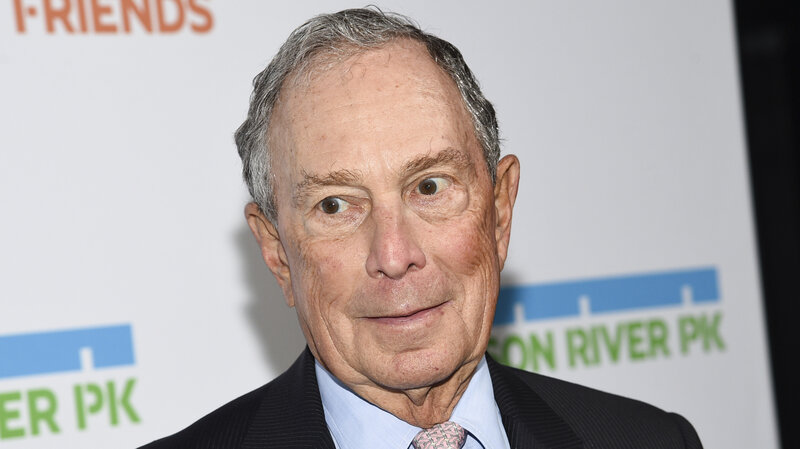 New York Democratic Primary 2020.Michael Bloomberg Reconsiders Decision Not To Run In 2020 Npr