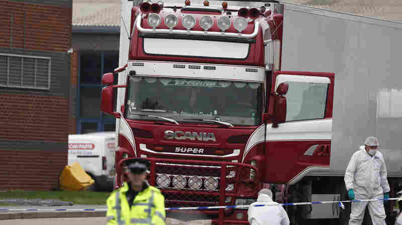 U.K. Police Confirm Identities Of All 39 Vietnamese Nationals Found Dead In Truck