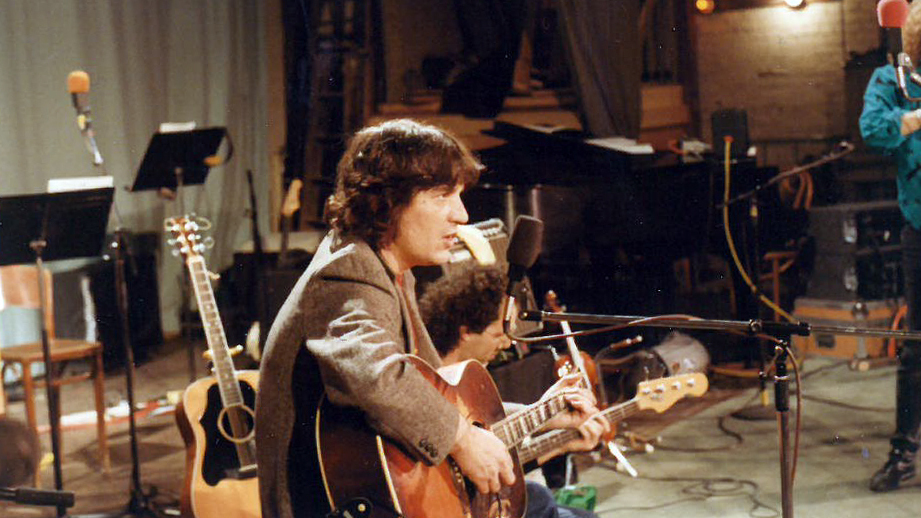 Rick Danko And Garth Hudson On Mountain Stage