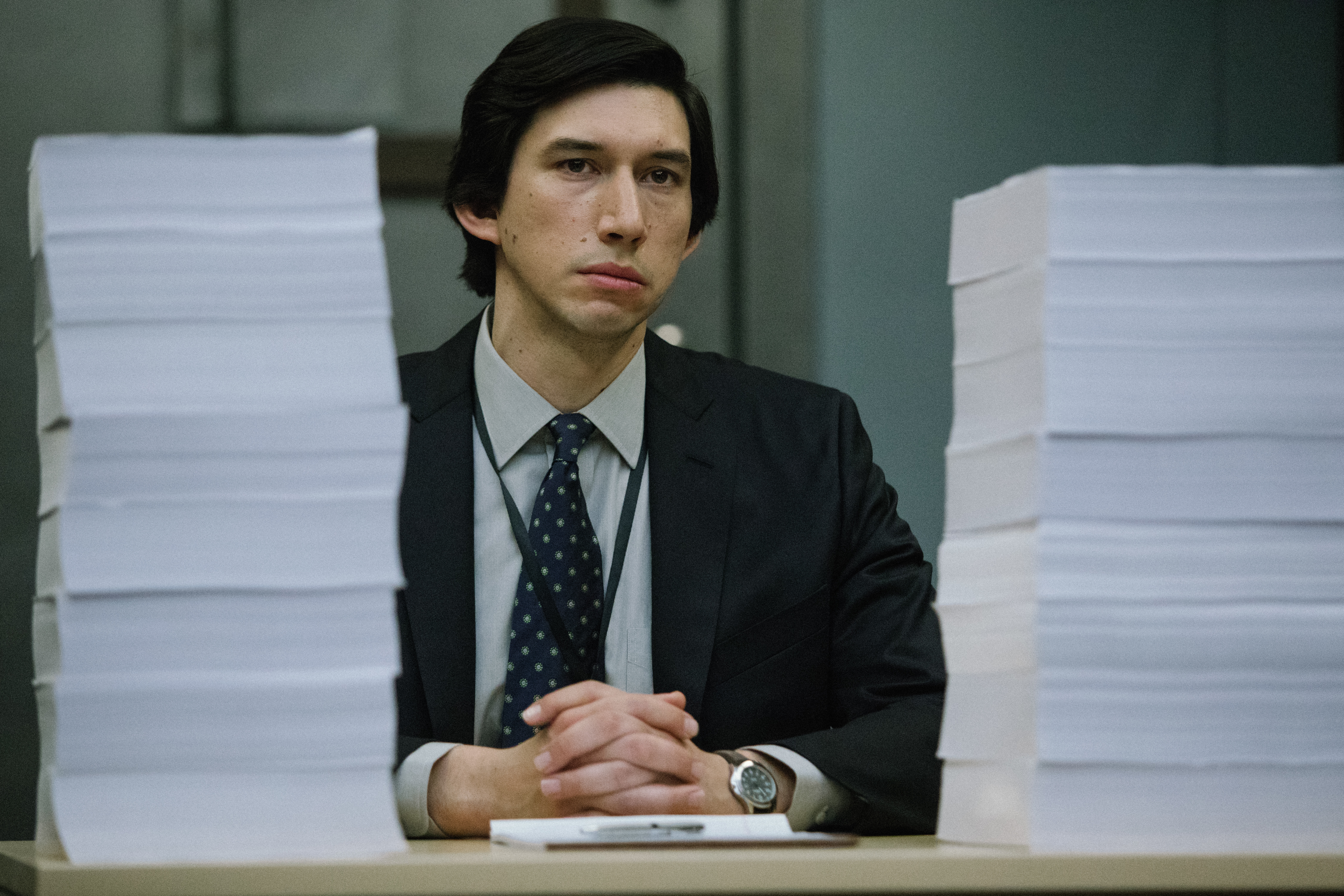 'The Report': A 7,000-Page Government Study, Brought To Vivid, Horrifying Life