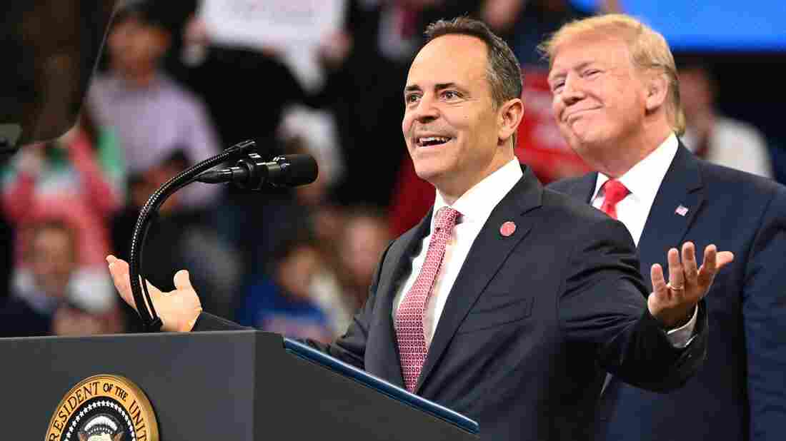 Bevin's Final Options: Recanvass Or Election Contest But No Recount