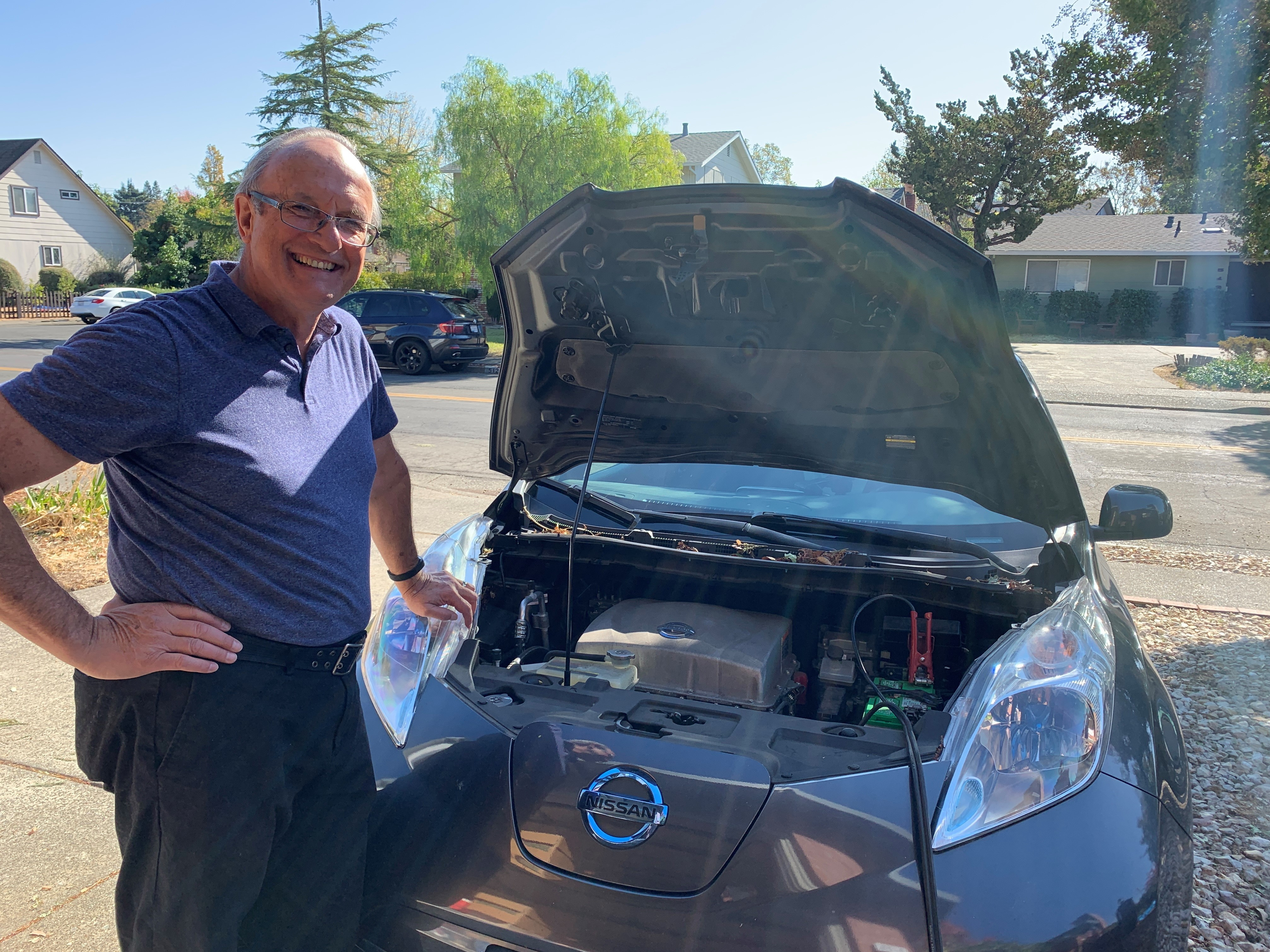 With Blackouts, California's Electric Car Owners Are Finding New Ways To Charge Up