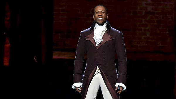 Not My Job: We Quiz 'Hamilton' Star Leslie Odom Jr. On Ben Franklin