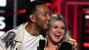 'Baby, It's Cold Outside' Gets Rewritten By John Legend And Kelly Clarkson