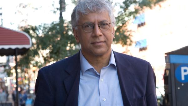 Poet and editor Vijay Seshadri