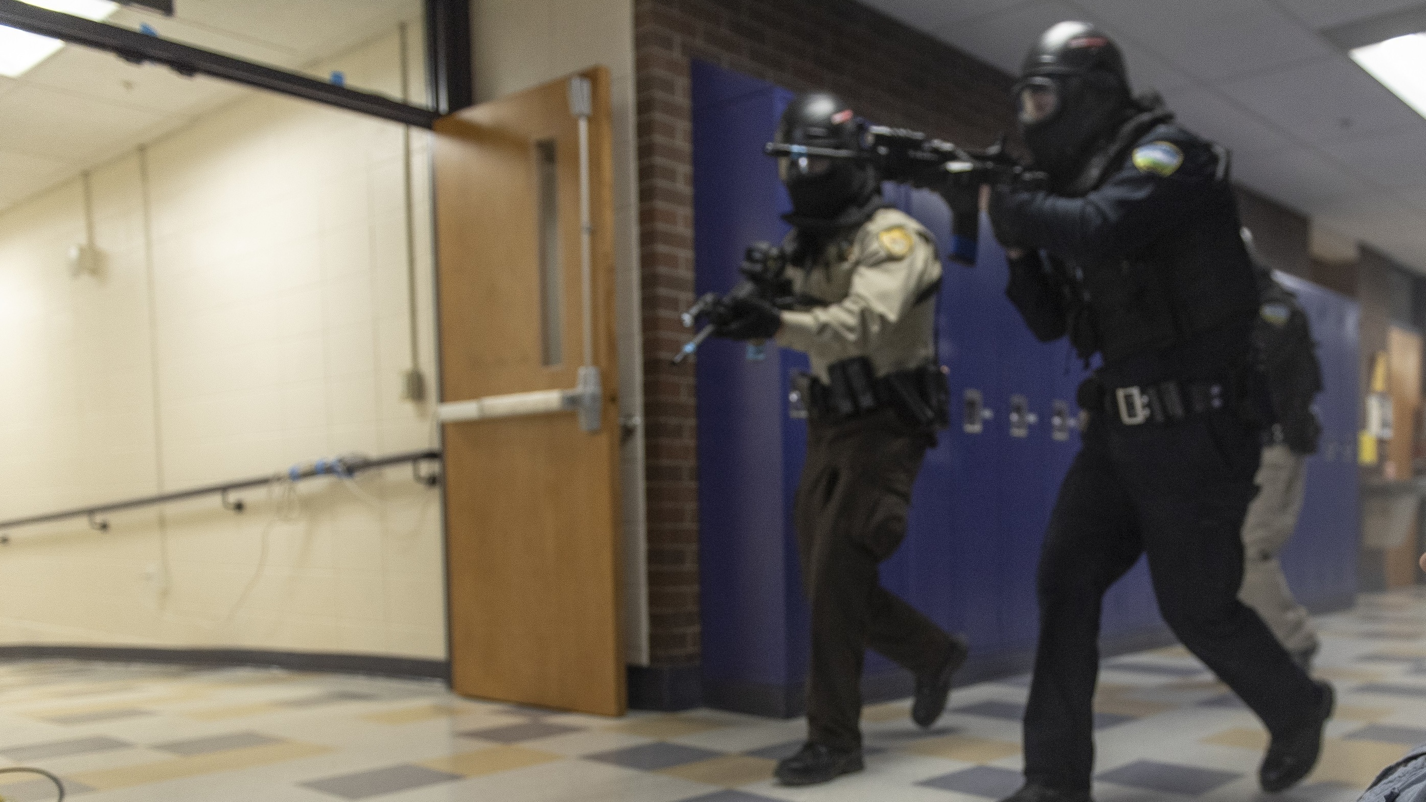 Experts Worry Active Shooter Drills In Schools Could Be Traumatic For Students