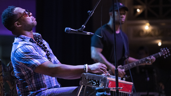 Robert Randolph And The Family Band: Raucous Rock Meets The Gospel Tradition