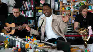 Leslie Odom Jr.: Tiny Desk Concert