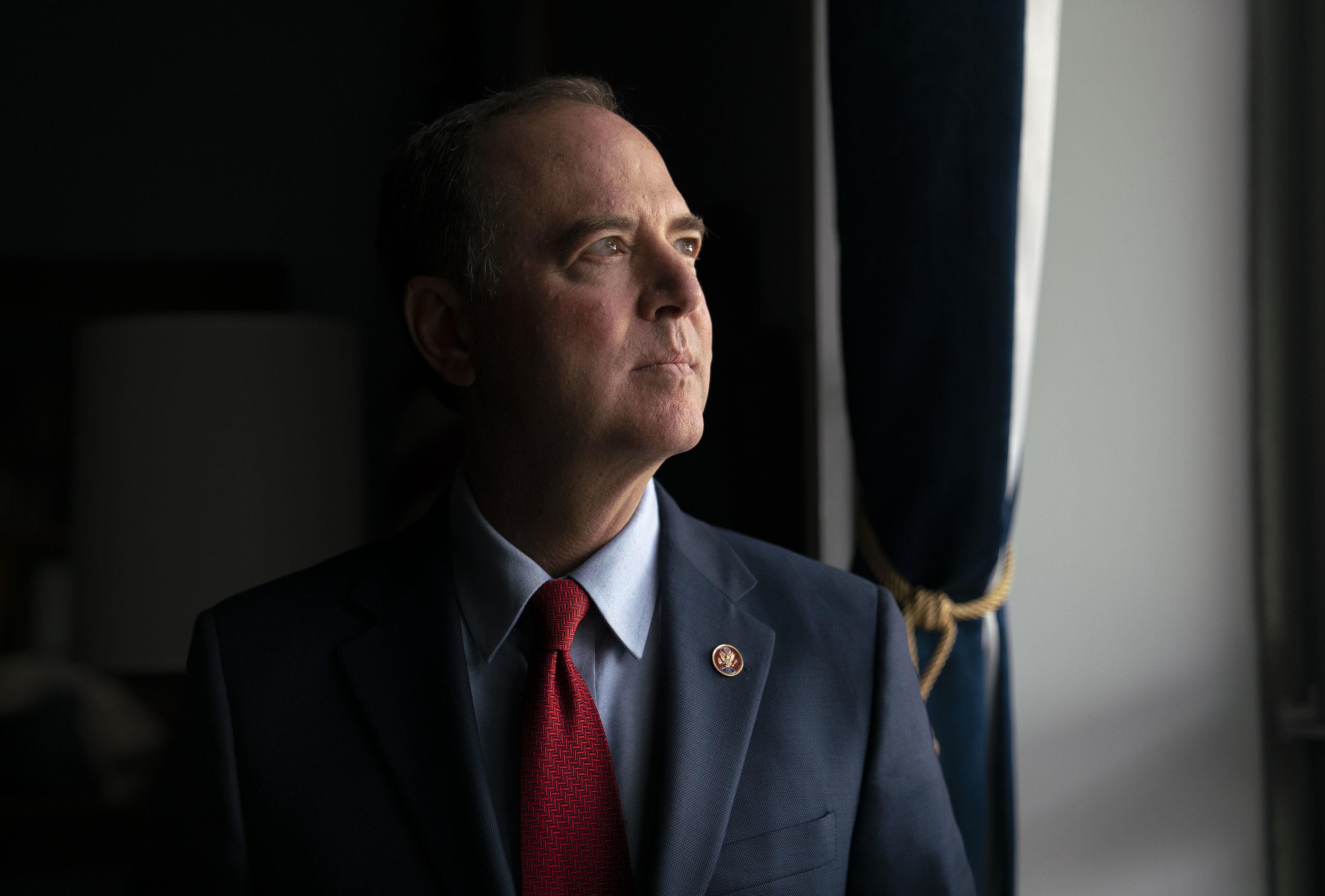 Rep. Adam Schiff: Trump's Potentially Impeachable Offenses Include Bribery
