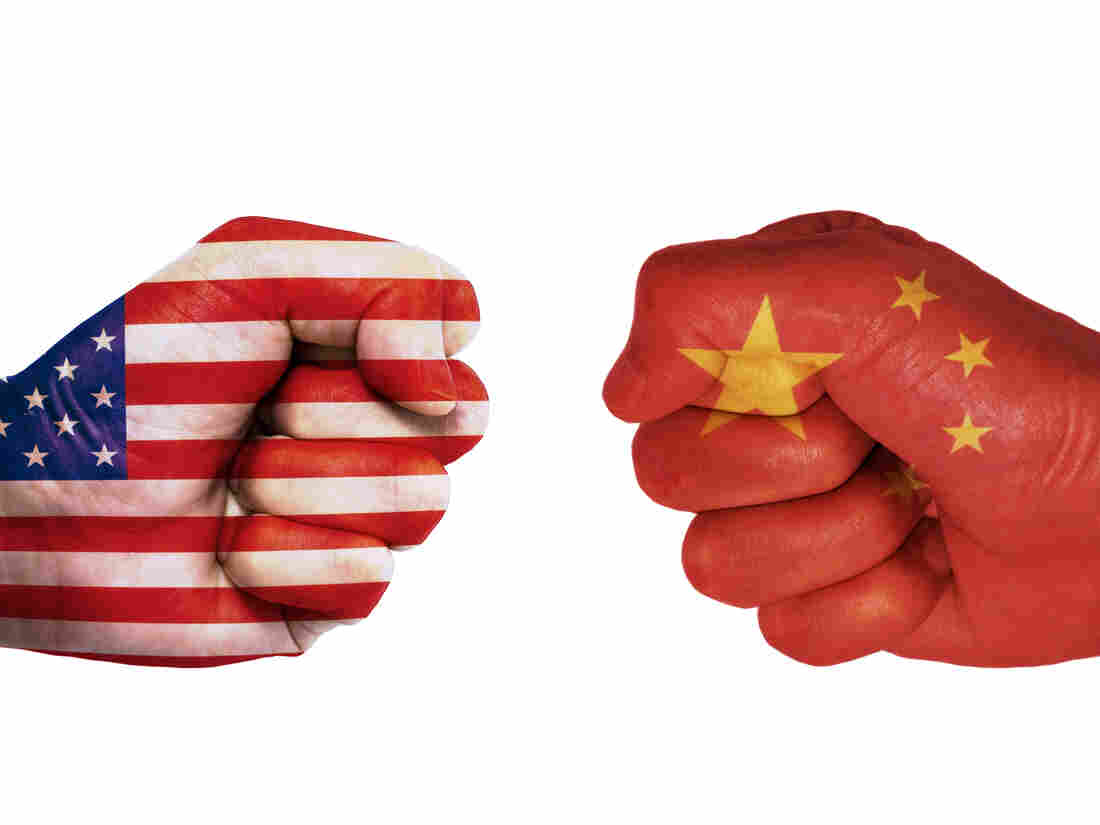 Politics and the the trade war