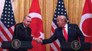 Trump Sweet, Congress Sour On Turkey