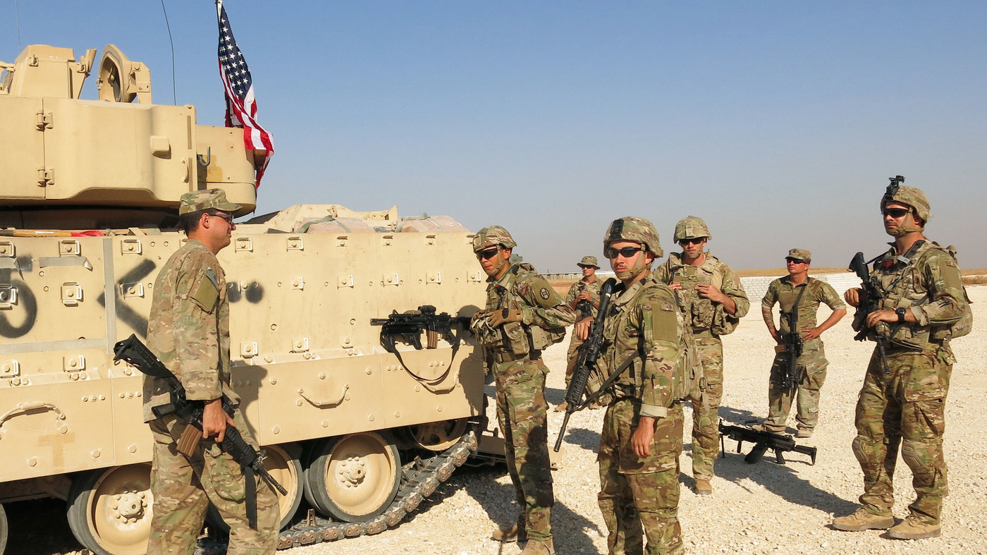 In Syria, U.S. Military Says Fight Will Continue Against ISIS