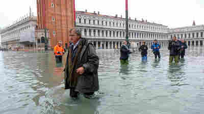 'Venice Is On Its Knees': Mayor Blames Worst Flood Tide In 50 Years On Climate Change