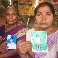 Sri Lanka's Front-Runner Strikes Fear Among Tamils Who Blame Him For Disappearances