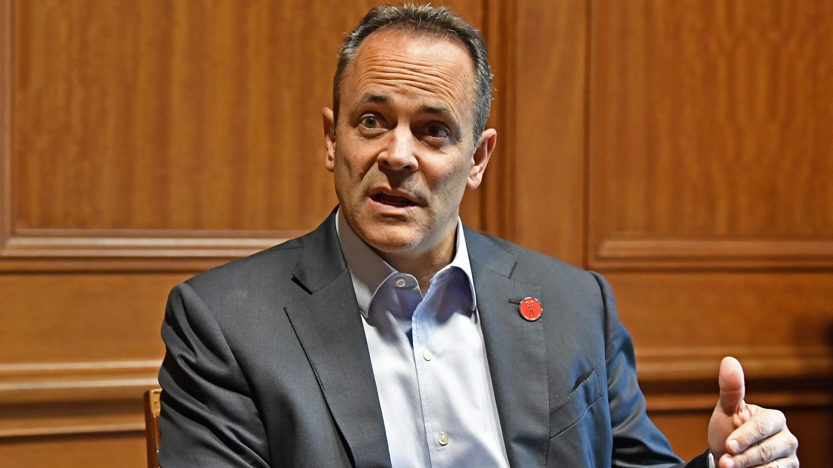 After Recanvass, Kentucky Gov. Matt Bevin Concedes Race To Democrat Andy Beshear