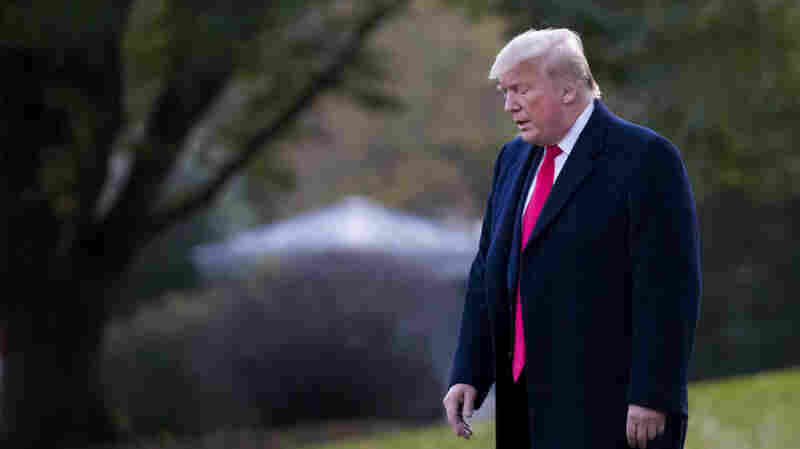 Trump Asks Supreme Court To Block New York Subpoenas For His Tax Records