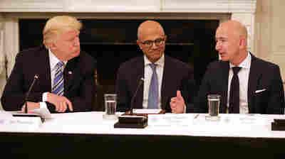 Amazon Appeals Pentagon's Choice Of Microsoft For $10 Billion Cloud Contract