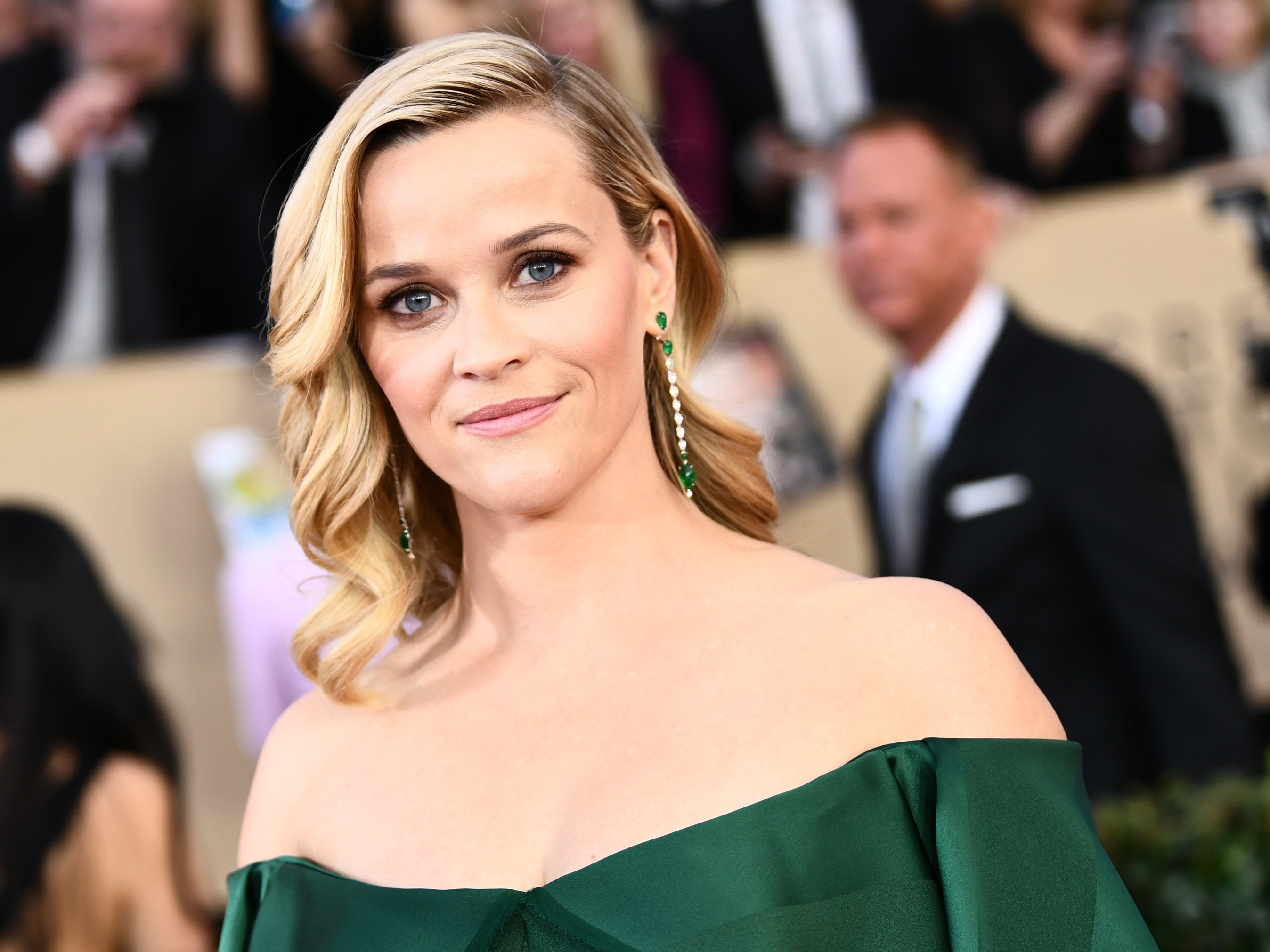 Fresh Air Weekend: Reese Witherspoon; Judd Apatow