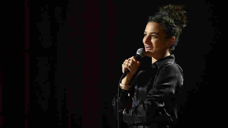'Sorrow Is Not The Same As Pessimism': Comedian Jenny Slate