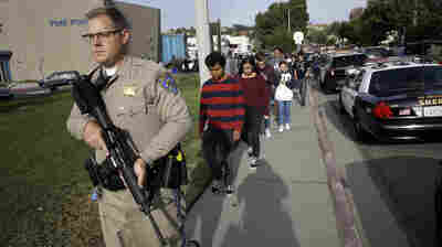 2 Dead, Several Hurt In Shooting At Calif. High School; Suspect In 'Grave Condition'