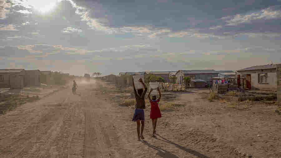Why Climate Change Poses A Particular Threat To Child Health