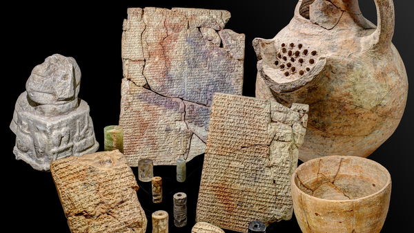 The Yale Babylonian Collection houses four unique tablets that contain various recipes for stews, soups and pies. Three of these tablets date back to the Old Babylonian period, no later than 1730 B.C.