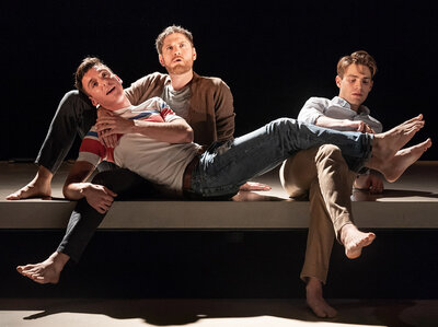Ghosts Haunt 'The Inheritance,' From E.M. Forster, To The Generation Lost To AIDS