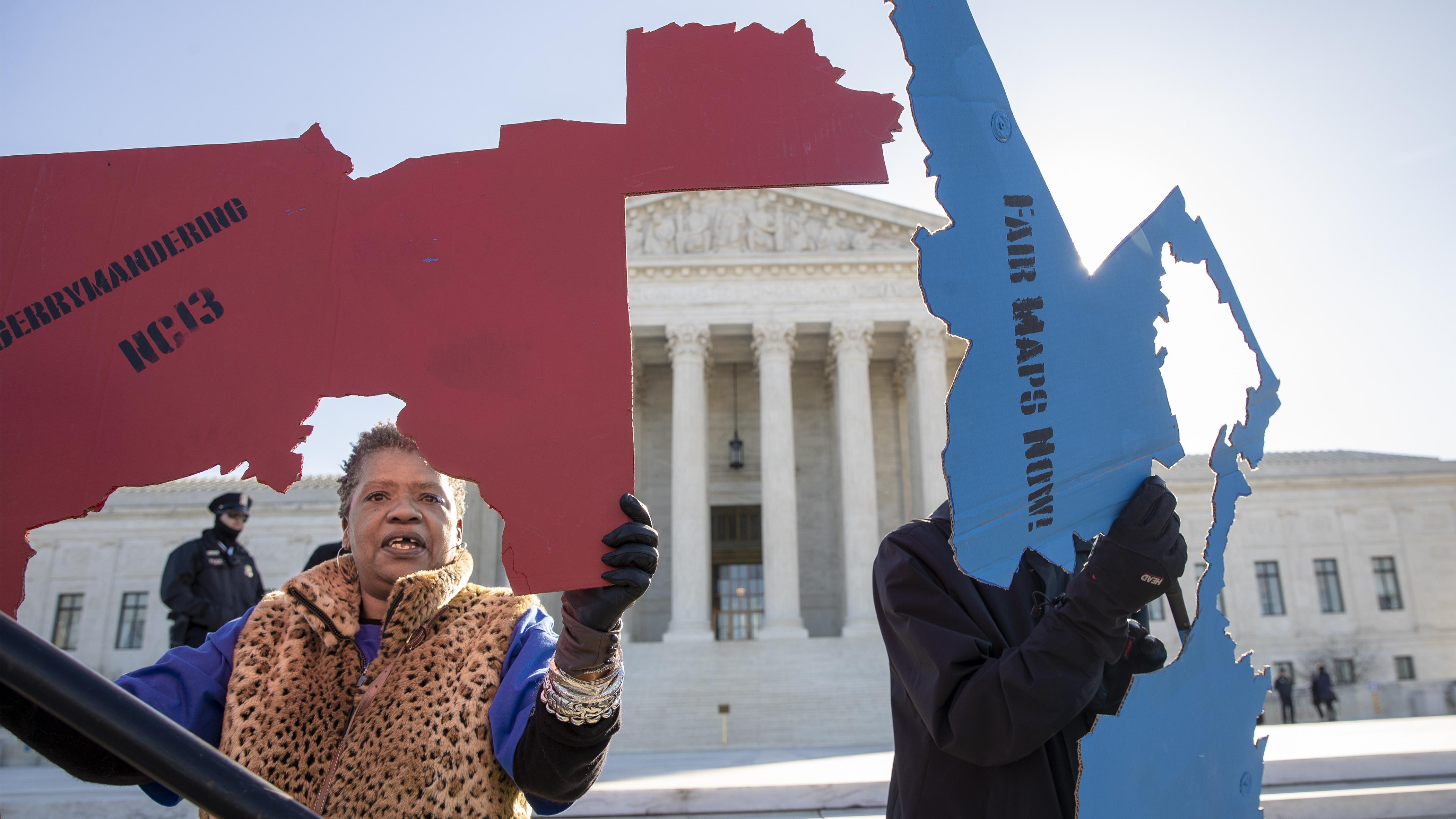 New North Carolina Redistricting Plan Could Give Democrats 2 ...