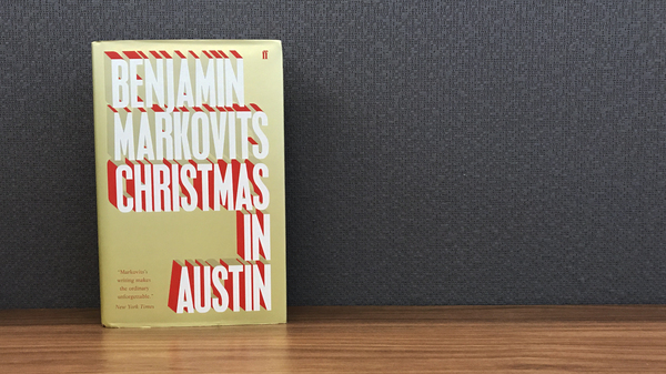 In 'Christmas In Austin,' Family Struggles Are A Gift To Readers