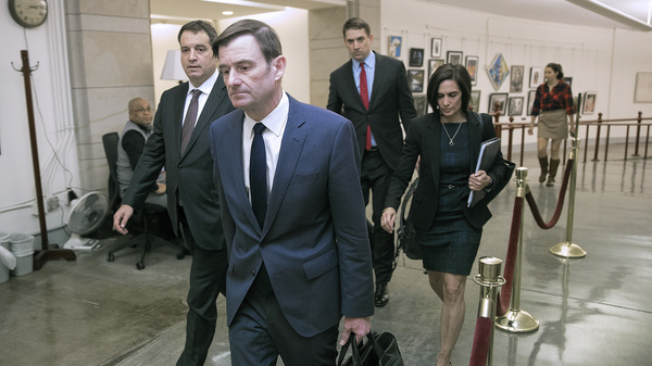 READ: Testimony Of Top State Department Official David Hale