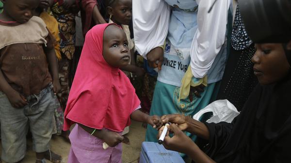 Polio Is Making A Comeback