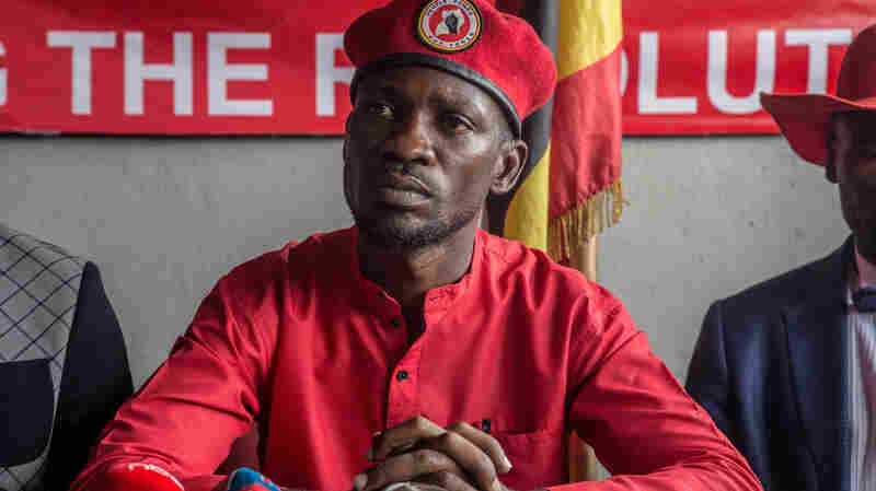 Bobi Wine Vs. Uganda's 'Dictator': It's 'Dangerous To Sit Down And Resign To Fate'