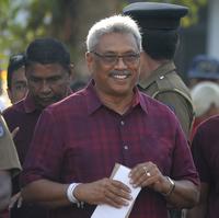 Gotabaya Rajapaksa Wins Sri Lankan Presidential Elections
