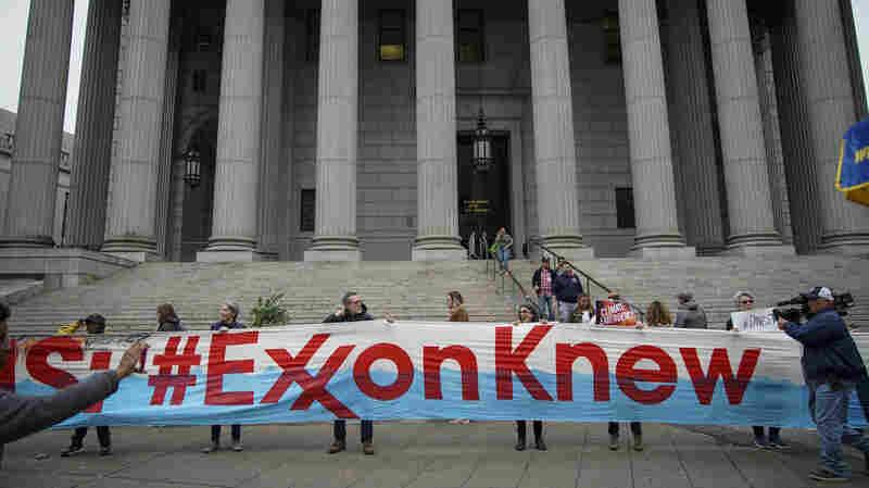 Exxon Wins New York Climate Change Fraud Case