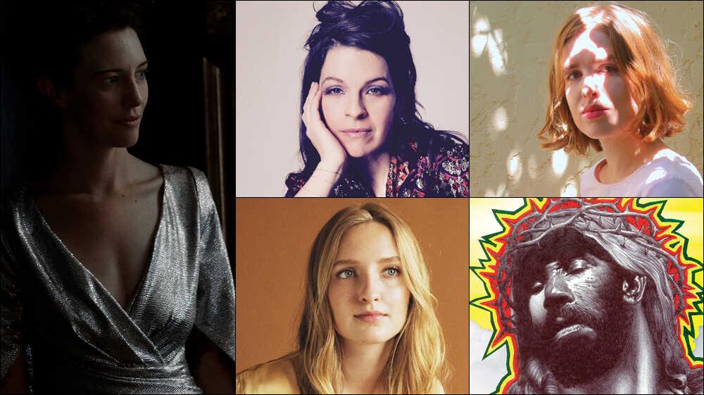 New Mix: Jesca Hoop, Lee 'Scratch' Perry, Esmé Patterson, More